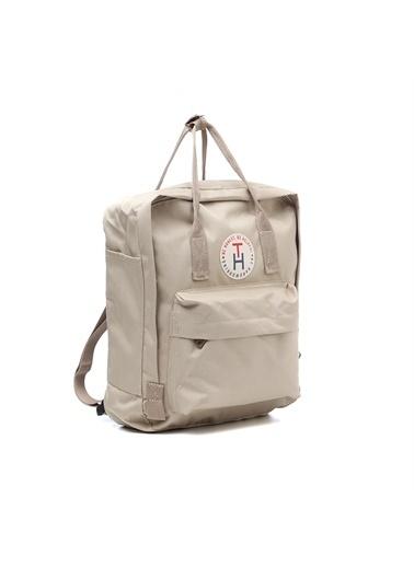TH Bags Unisex Sırt Çantası TH-GUSC000101 Bej